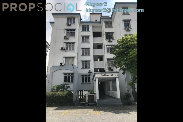 For Sale Apartment at Goodyear Court 9, UEP Subang Jaya Freehold Semi Furnished 3R/2B 300k