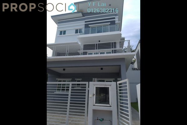 For Sale Bungalow at Ridgeview Residences, Kajang Freehold Semi Furnished 5R/6B 1.99m