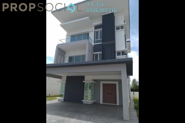 For Sale Bungalow at Ridgeview Residences, Kajang Freehold Semi Furnished 5R/6B 2.37m
