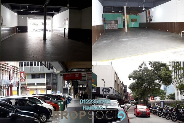 For Rent Shop at PJ New Town, Petaling Jaya Freehold Unfurnished 1R/1B 5.5k
