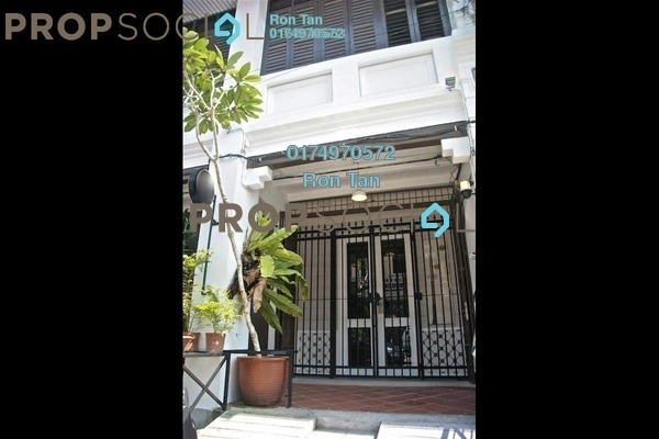 For Sale Shop at Beach Street, Georgetown Freehold Fully Furnished 5R/8B 3.68m