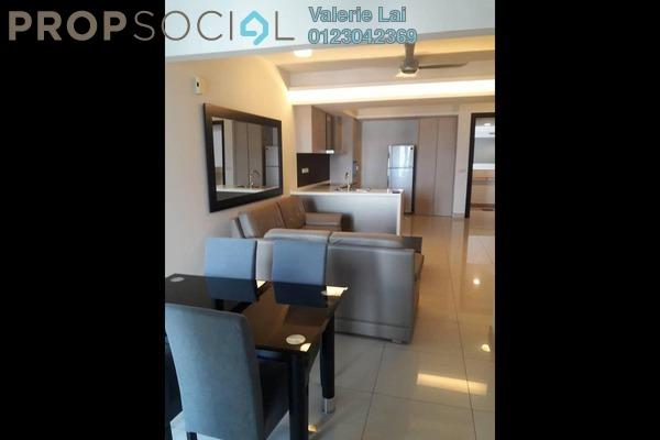 For Rent Serviced Residence at Suasana Bukit Ceylon, Bukit Ceylon Freehold Fully Furnished 1R/1B 2.6k