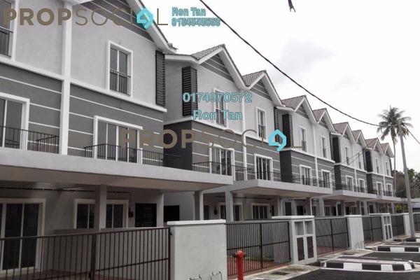 For Sale Terrace at Novus Park, Balik Pulau Freehold Unfurnished 5R/5B 700k