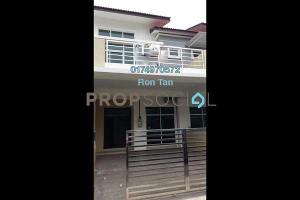 For Sale Terrace at Prestige III, Balik Pulau Freehold Unfurnished 4R/3B 630k