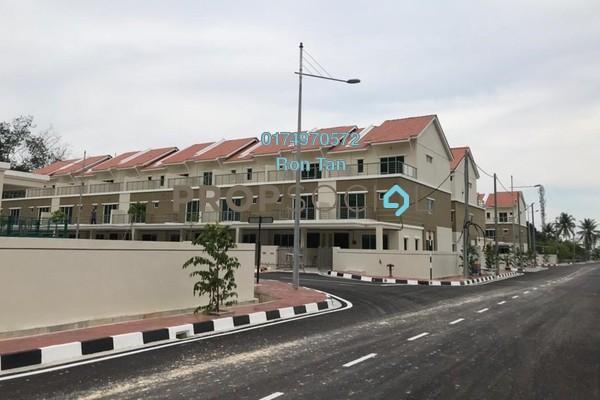 For Sale Terrace at Rena Park, Balik Pulau Freehold Unfurnished 5R/4B 820k