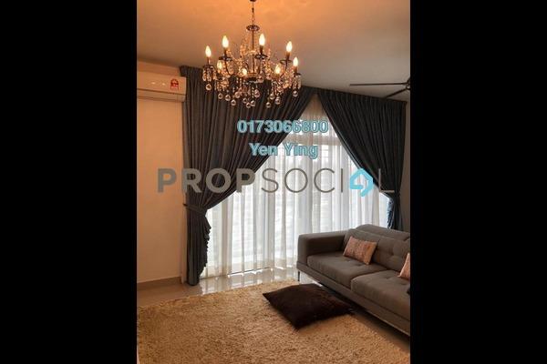For Sale Condominium at Dwiputra Residences, Putrajaya Freehold Fully Furnished 3R/3B 580k