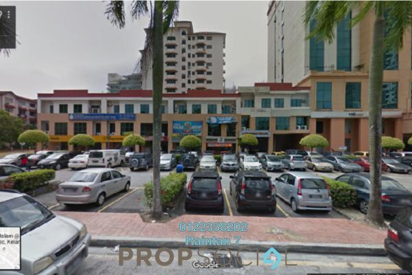 For Rent Office at Kelana Parkview, Kelana Jaya Freehold Unfurnished 0R/1B 1.9k