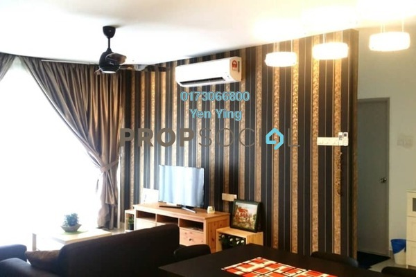 For Rent Condominium at Dwiputra Residences, Putrajaya Freehold Fully Furnished 3R/2B 2.6k