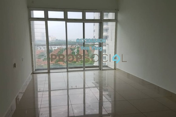 For Sale Condominium at Dwiputra Residences, Putrajaya Freehold Semi Furnished 3R/2B 520k