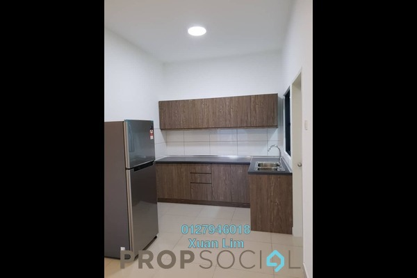 For Rent Condominium at Parkhill Residence, Bukit Jalil Freehold Semi Furnished 3R/2B 1.8k