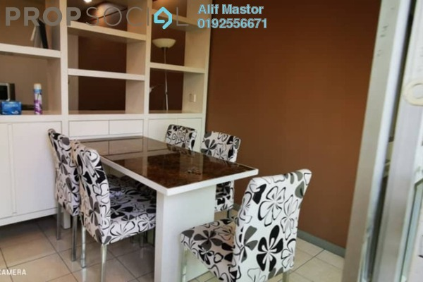For Sale Apartment at Taman Subang Mewah, UEP Subang Jaya Freehold Unfurnished 3R/0B 330k