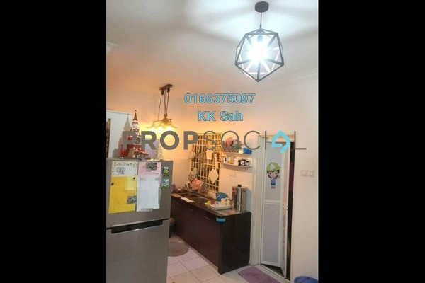 For Rent Condominium at Vista Impiana Apartment, Seri Kembangan Freehold Semi Furnished 3R/2B 1.1k