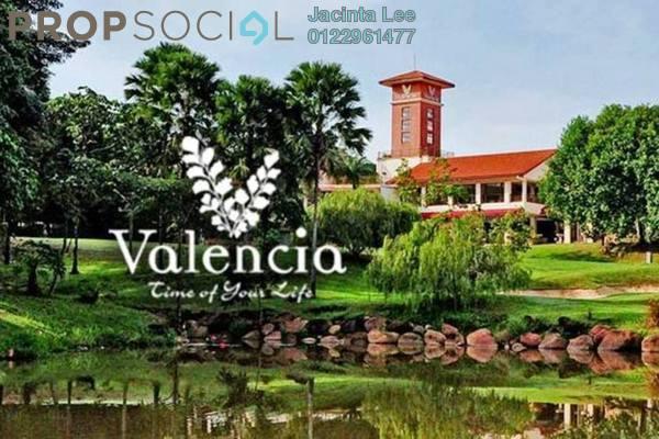 For Sale Terrace at Valencia, Sungai Buloh Freehold Semi Furnished 5R/6B 1.74m