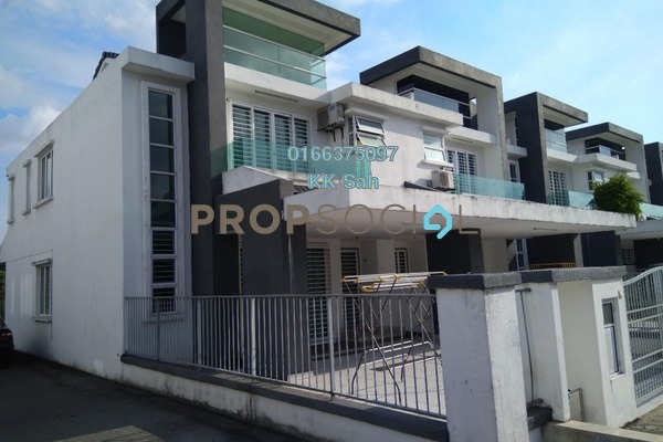 For Sale Superlink at Tiara East, Semenyih Freehold Fully Furnished 5R/3B 528k