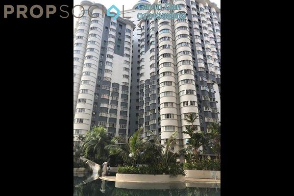 For Rent Condominium at Regensi, Klang Freehold Fully Furnished 3R/2B 1.5k