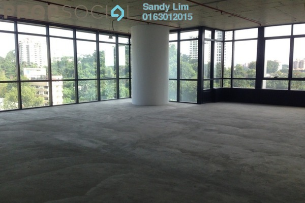 For Rent Office at Menara MBMR, Mid Valley City Freehold Unfurnished 0R/2B 3.51k