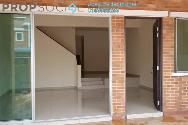 For Sale Terrace at Palm Walk, Bandar Sungai Long Freehold Unfurnished 4R/3B 698k
