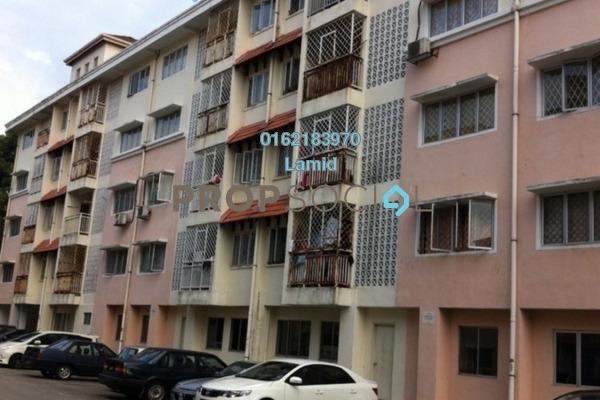 For Sale Apartment at Desa Mutiara Apartment, Mutiara Damansara Freehold Semi Furnished 3R/2B 220k