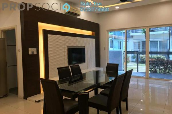 For Rent Terrace at Amelia, Desa ParkCity Freehold Fully Furnished 4R/4B 6.8k