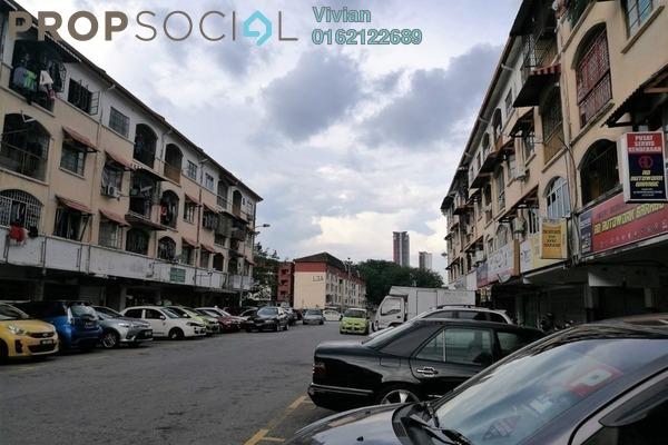For Rent Shop at Pandan Jaya, Pandan Indah Freehold Unfurnished 0R/2B 5k