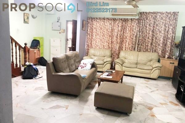 For Sale Terrace at Pandan Perdana, Pandan Indah Freehold Semi Furnished 4R/3B 765k