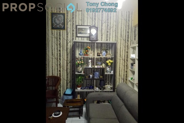 For Sale Apartment at SL11, Bandar Sungai Long Freehold Semi Furnished 3R/1B 180k