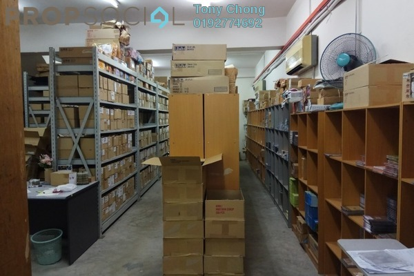 For Sale Shop at Pandan Perdana, Pandan Indah Freehold Semi Furnished 3R/3B 1.2m