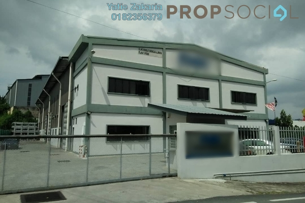 For Rent Factory at Bukit Subang, Shah Alam Freehold Unfurnished 0R/2B 11.5k