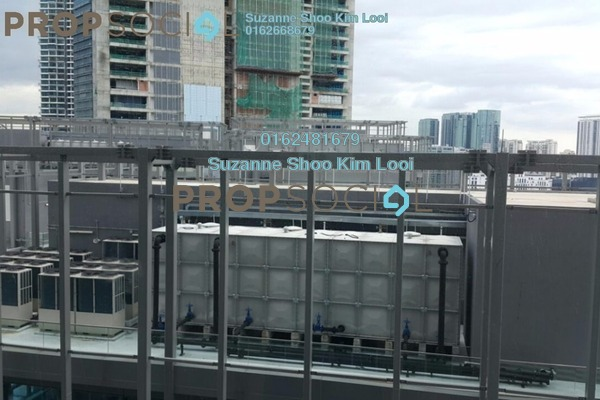 For Rent Office at KL Eco City, Mid Valley City Leasehold Unfurnished 0R/0B 3.8k