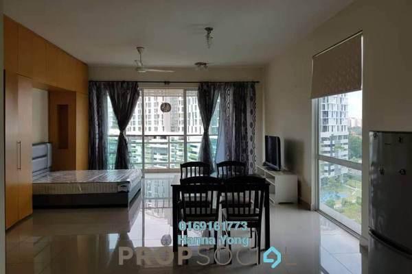 For Sale SoHo/Studio at Oasis Ara Damansara, Ara Damansara Freehold Fully Furnished 0R/1B 430k
