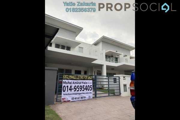 For Sale Link at Forest Heights, Seremban Freehold Fully Furnished 4R/3B 560k