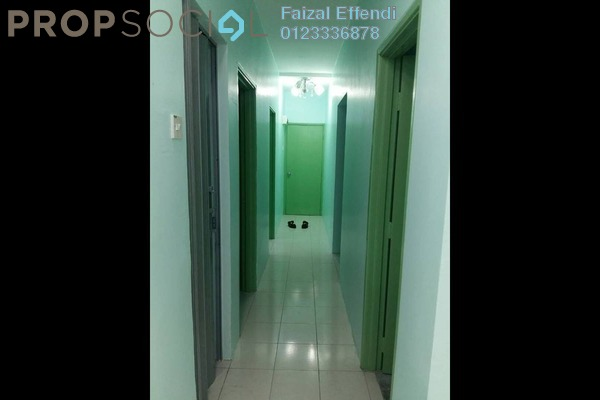 For Sale Apartment at Residensi Bistaria, Ukay Freehold Unfurnished 3R/2B 272k