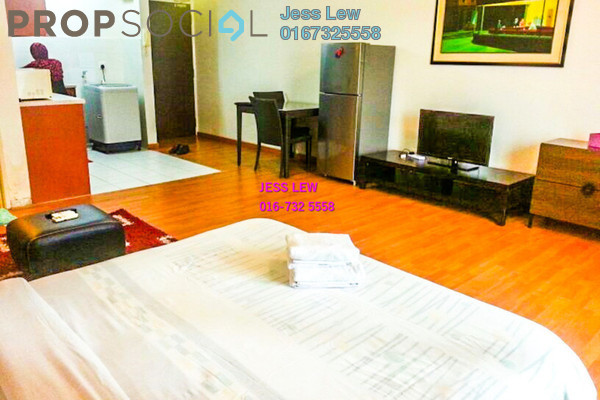 For Sale Condominium at Maytower, Dang Wangi Freehold Fully Furnished 1R/1B 360k
