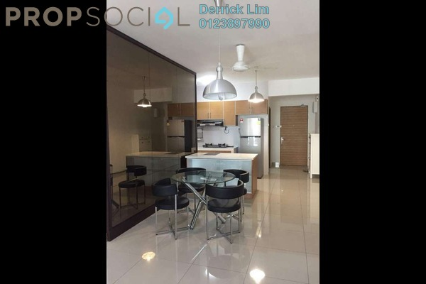 For Rent Condominium at Pearl Suria, Old Klang Road Freehold Fully Furnished 3R/2B 2.8k