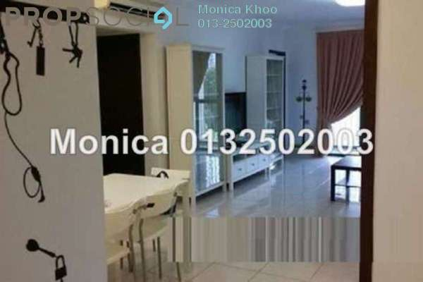 For Rent Condominium at Mont Kiara Astana, Mont Kiara Freehold Fully Furnished 3R/2B 3.7千