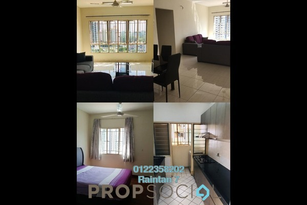 For Rent Condominium at Green Avenue, Bukit Jalil Freehold Semi Furnished 3R/2B 1.35k