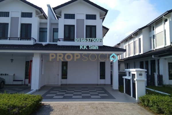 For Rent Semi-Detached at Setia EcoHill, Semenyih Freehold Semi Furnished 4R/4B 1.5k