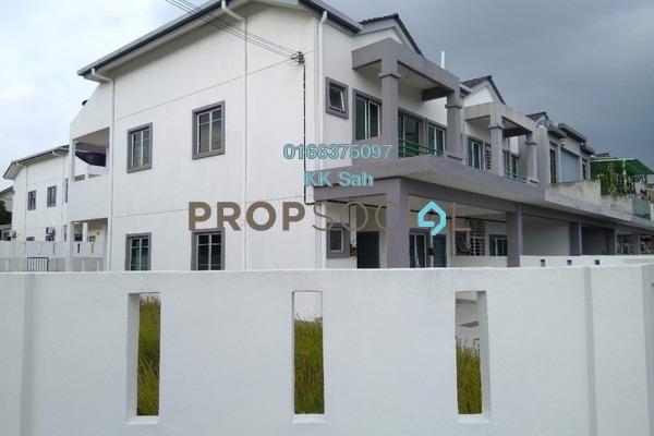 For Sale Superlink at Section 8, Bandar Mahkota Cheras Freehold Semi Furnished 6R/4B 899k