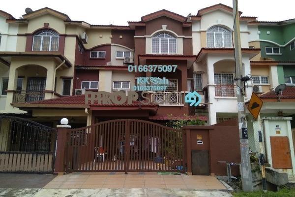 For Sale Link at Section 1, Bandar Mahkota Cheras Freehold Semi Furnished 4R/4B 680k