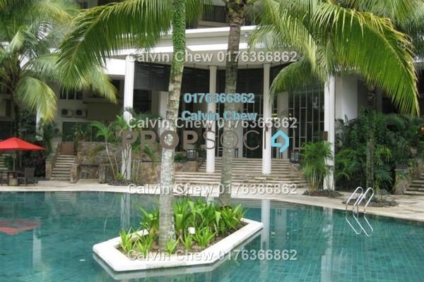 For Sale Duplex at Armanee Terrace I, Damansara Perdana Freehold Unfurnished 3R/3B 729k