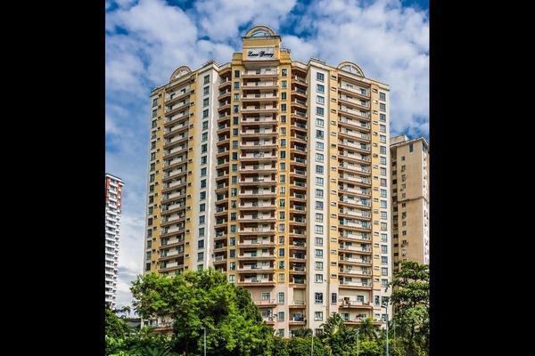 For Sale Condominium at Lanai Gurney, Keramat Freehold Semi Furnished 2R/2B 430k