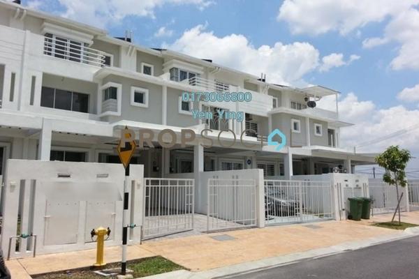 For Sale Terrace at Seksyen 8, Bandar Baru Bangi Freehold Unfurnished 5R/4B 750k