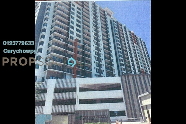 For Sale Condominium at V-Residensi, Selayang Heights Freehold Semi Furnished 3R/2B 313k