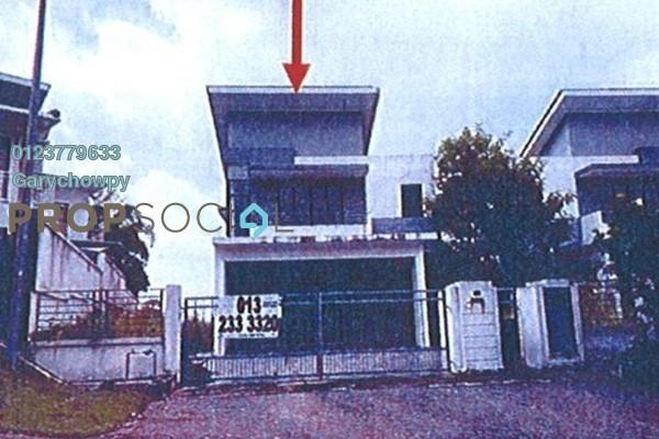 For Sale Semi-Detached at Bukit Saujana, Sungai Buloh Freehold Semi Furnished 5R/4B 855k