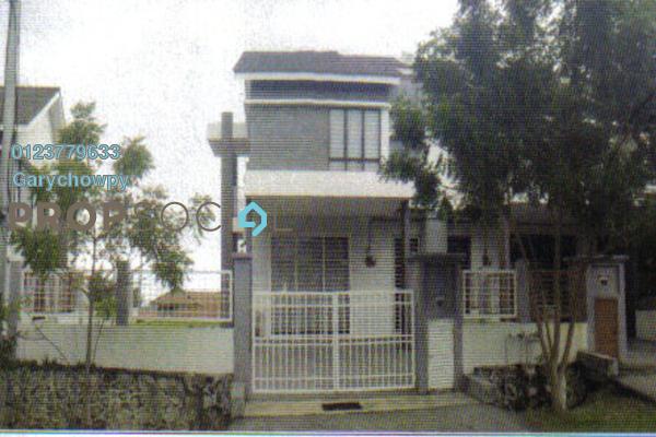 For Sale Terrace at Bukit Saujana, Sungai Buloh Freehold Semi Furnished 4R/3B 450k