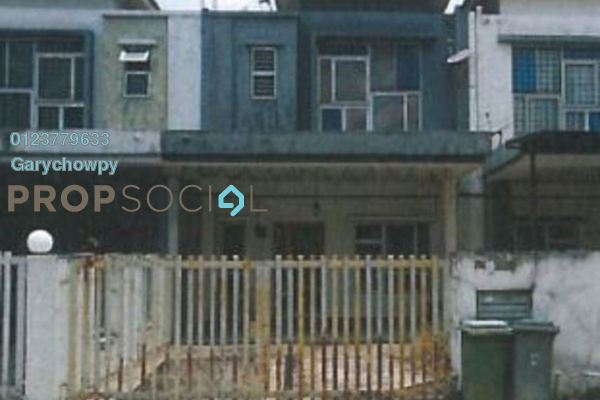 For Sale Terrace at Jalan Setia Tropika, Setia Tropika Freehold Semi Furnished 4R/3B 429k