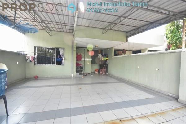 For Sale Terrace at Taman TTDI Jaya, TTDI Jaya Freehold Semi Furnished 4R/2B 445k