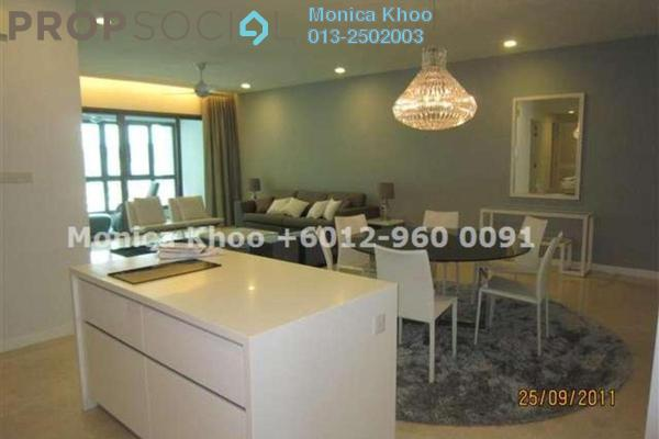 For Rent Condominium at Seni, Mont Kiara Freehold Fully Furnished 4R/6B 15k