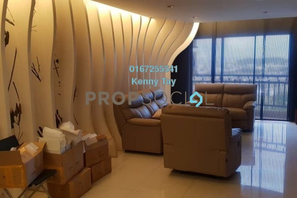 For Sale Condominium at Villamas, Sungai Buloh Freehold Semi Furnished 2R/2B 550k