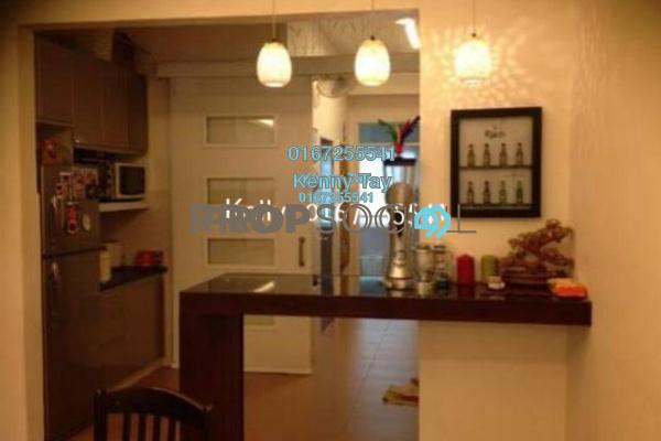 For Sale Terrace at Sutera Damansara, Damansara Damai Freehold Semi Furnished 4R/4B 870k